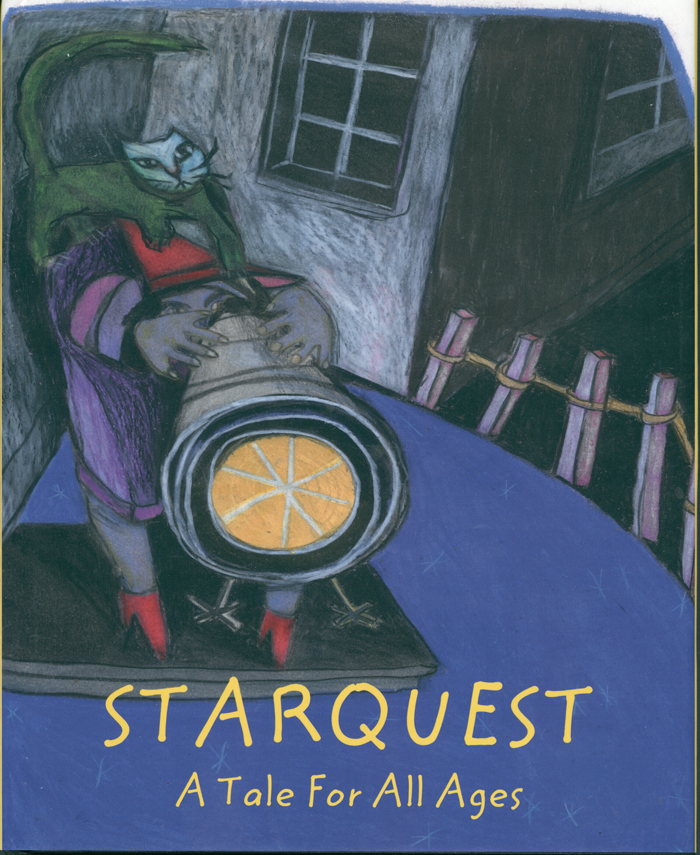 Starquest, a Tale for All Ages