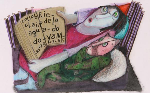Witches of Starquest Mayke Sassen artiste-peintre