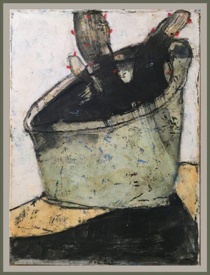 Cactus Mayke Sassen Nouvelles oeuvres New Artwork