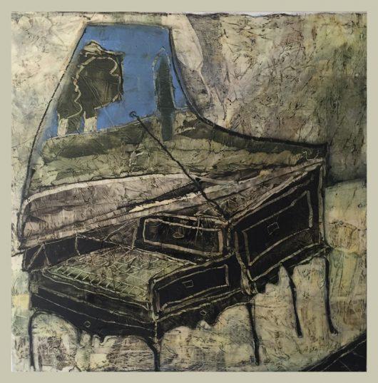 Ebony Mayke Sassen Nouvelles oeuvres New Artwork