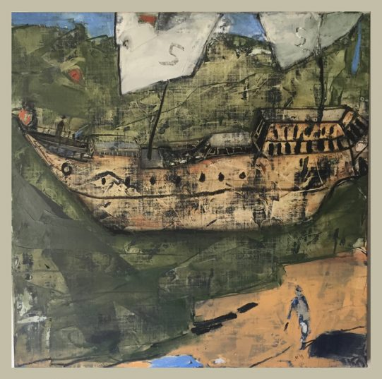 Esperanza Mayke Sassen Nouvelles oeuvres New Artwork