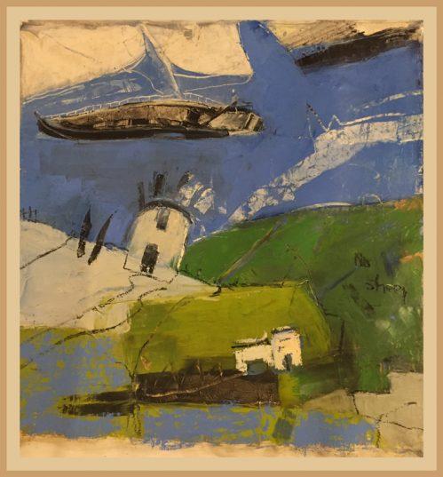 Le Cap Mayke Sassen Nouvelles oeuvres New Artwork