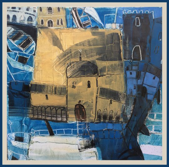 Le Port Mayke Sassen Nouvelles oeuvres New Artwork
