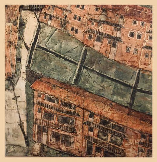 Rue Ritzema Mayke Sassen Nouvelles oeuvres New Artwork