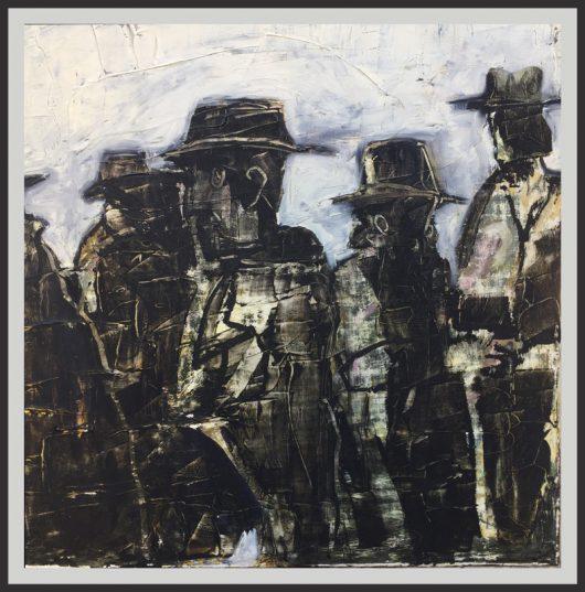 Visitors Mayke Sassen Nouvelles oeuvres New Artwork