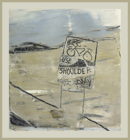Use Shoulder Only / oeuvres disponible / available paintings by Mayke Sassen