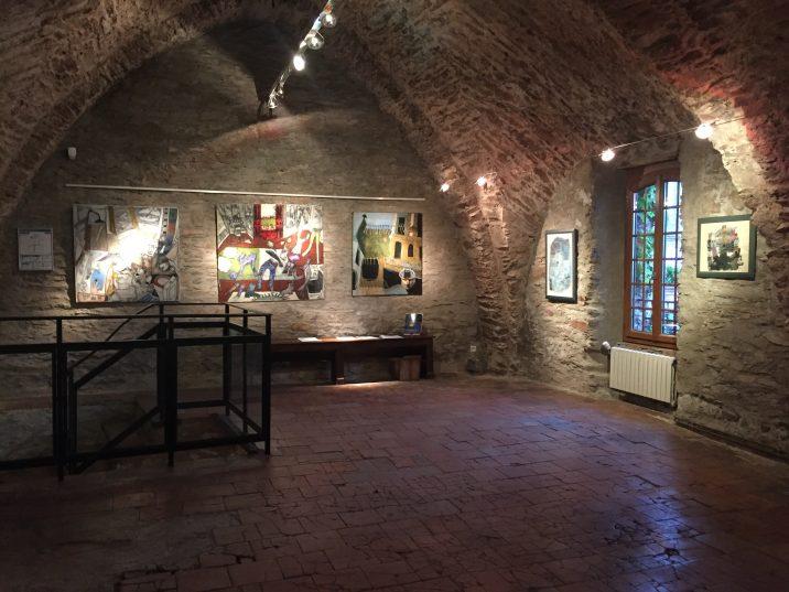 Chapelle Saint Jean à la Garde Freinet Available Artwork from years prior Oeuvres Disponible des années antérieurs