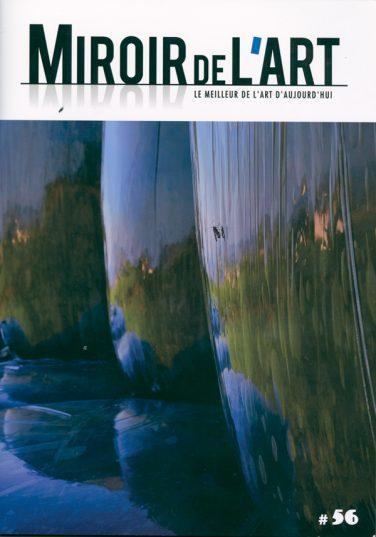 cover Miroir de l'art sur mayke sassen