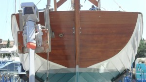 Sean Seamour stern repaired